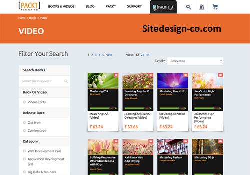 بهترین برنامه طراحی سایت