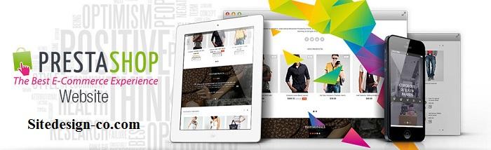 طراحی سایت فروشگاهی بر پایه پرستاشاپ