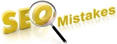 نکاتی برای پیشگیری از ایجاد اشتباه در بهینه سازی سایت