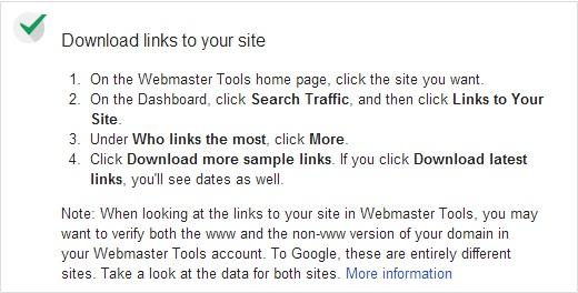 چه لينك هايي از نظر گوگل غير واقعي هستند؟