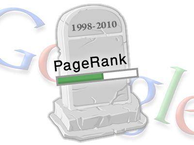 پيج رنك گوگل